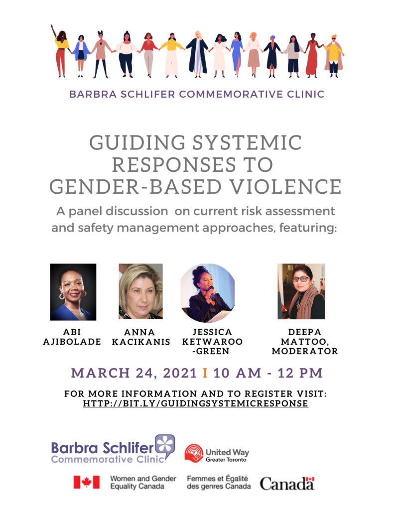 Guiding Systemic Response flyer image